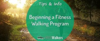 How to Begin a Fitness Walking Program