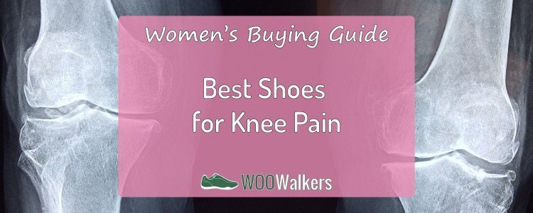 The Best Walking Shoes For Women That Help With Chronic Knee Pain