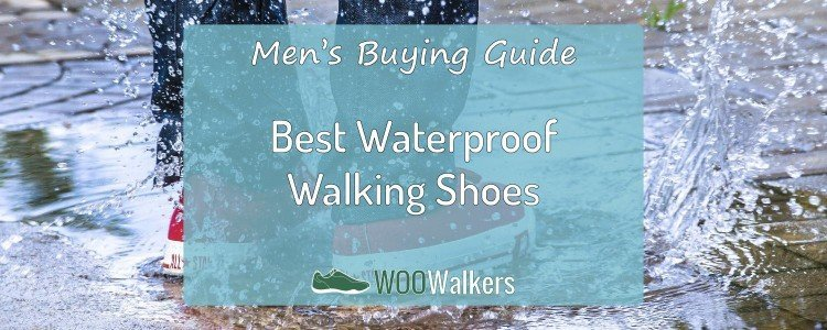 Good Waterproof Walking Shoes for Men