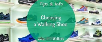 What You Should Know Before Choosing a Walking Shoe