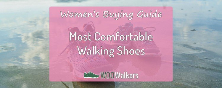 The Most Comfortable Walking Shoes for Women: 4 Models Compared