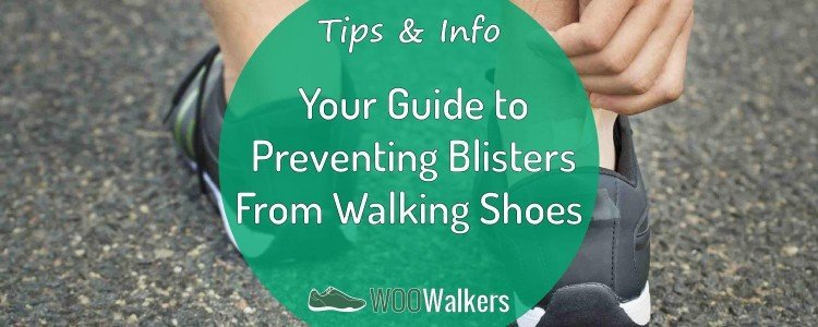 Your Guide to Preventing Blisters from Walking Shoes 3