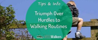 How to Triumph Over Hurdles to the Walking Routine You Promised Yourself