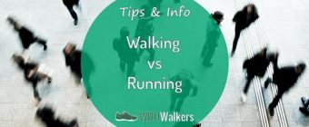 Walking vs. Running for Health