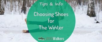 5 Tips for Choosing Walking Shoes for the Winter