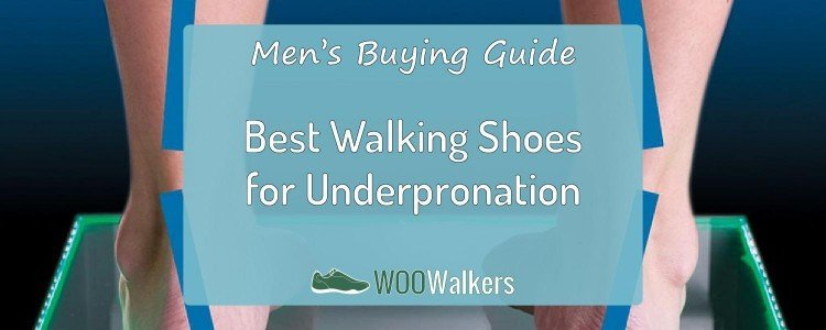 The 3 Best Men's Walking Shoes for Supination (Underpronation) 1