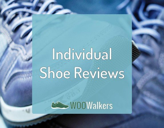 Men's Walking Shoe Reviews