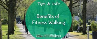 7 Health Benefits of Fitness Walking