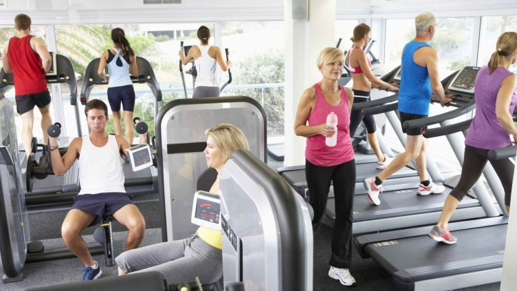 Busy Gymnasiums Waste Your Time