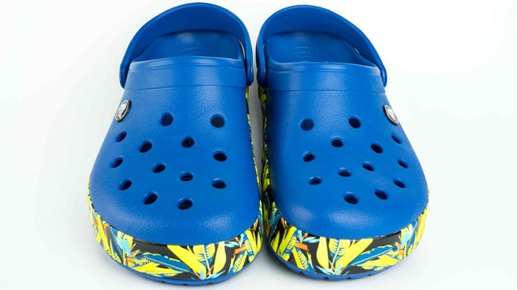 Crocs for Walking on the Sand