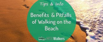 A Walk on the Beach – Health Benefits & Pitfalls