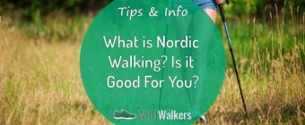 What is Nordic Walking and Is It Good For You? – Easier Fitness for 2019