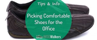 7 Tips for Picking Really Comfortable Work Shoes for Everyday Wear at the Office